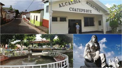 Coatepeque en el departamento de Santa Ana será Capital de la República de El Salvador por un Día