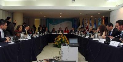 Comisión Interparlamentaria del FOPREL encaminada a la defensa de derechos humanos de los migrantes