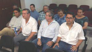 FGR logra detención para 9 imputados y otros deberán pagar fianza de $ 250,000 para ser procesados en libertad