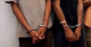 Extorsionistas de la MS condenados a 10 años de prisión en Ahuachapán