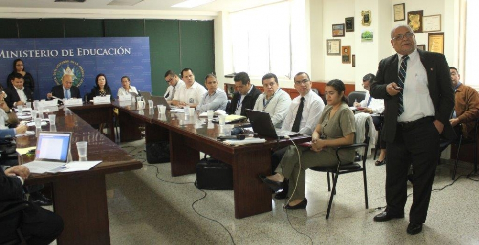 MINED presenta Observatorio de Centros Escolares Públicos al BID