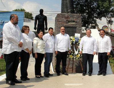 Asamblea Legislativa conmemora 250 años del natalicio del prócer José Simeón Cañas