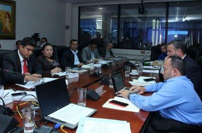 Continúan consultas sobre reformas a la Ley de Transporte Terrestre, Tránsito y Seguridad Vial