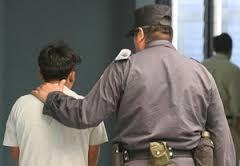Siete años de internamiento para adolescente por Extorsión Agravada en Ahuachapán