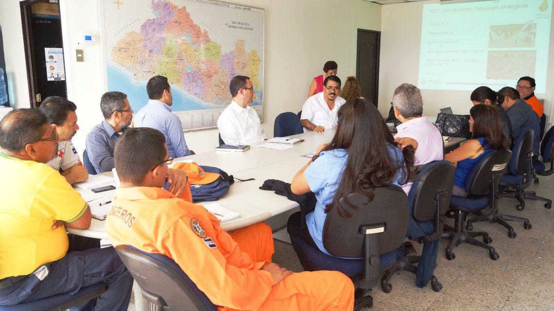 Autoridades de Protección Civil conocen normativas internacionales para actualizar plan nacional