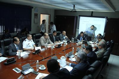 Comisión de Seguridad conoce informe sobre ejecución de ley de extinción de dominio