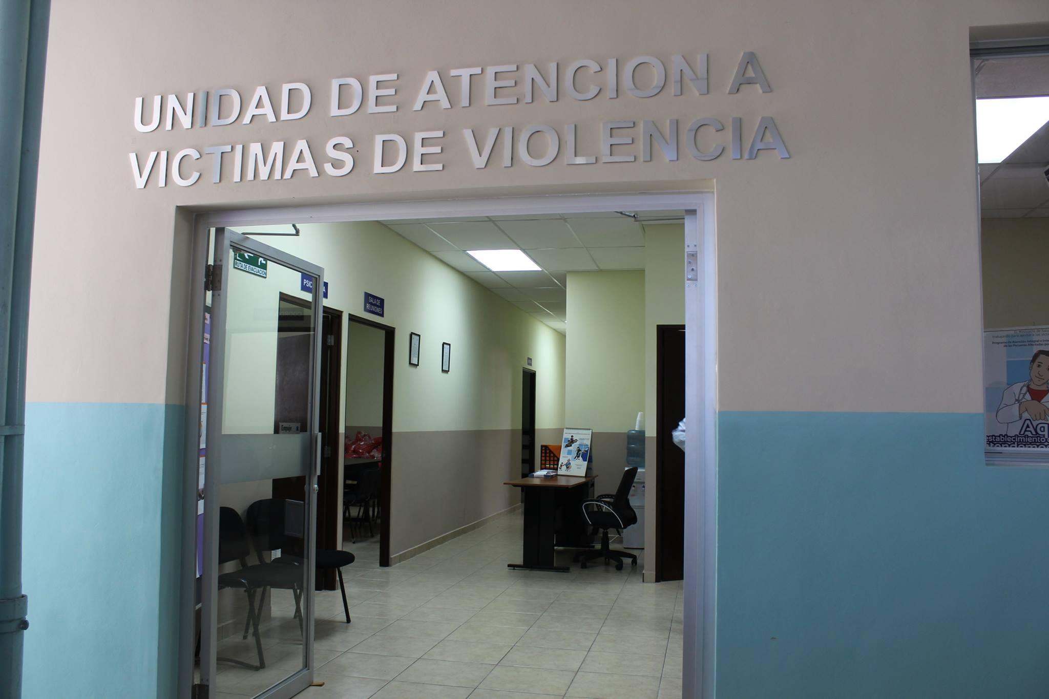 Inauguran nuevas oficinas de atención a víctimas de la violencia en el hospital San Juan de Dios