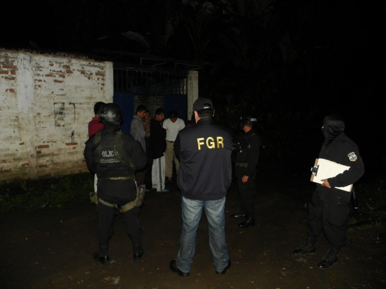 FGR Ahuachapán emitió 24 órdenes de capturas contra sujetos ligados con pandillas