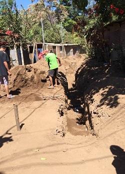 Agua potable y alcantarillado sanitario para comunidades de escasos recurso en Santa Ana