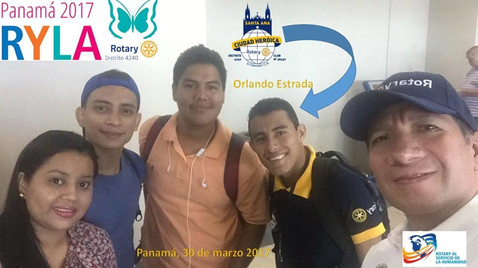 Club Rotario envía a joven a seminario de convivencia
