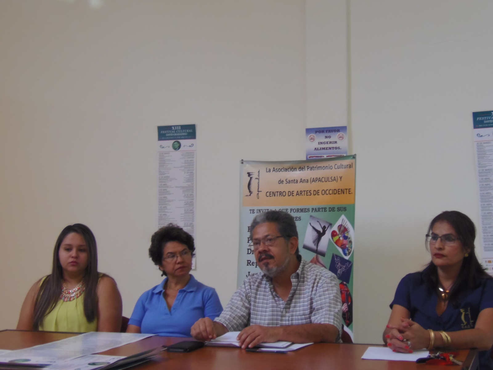 Organizan el XIII festival David Granadino en Santa Ana
