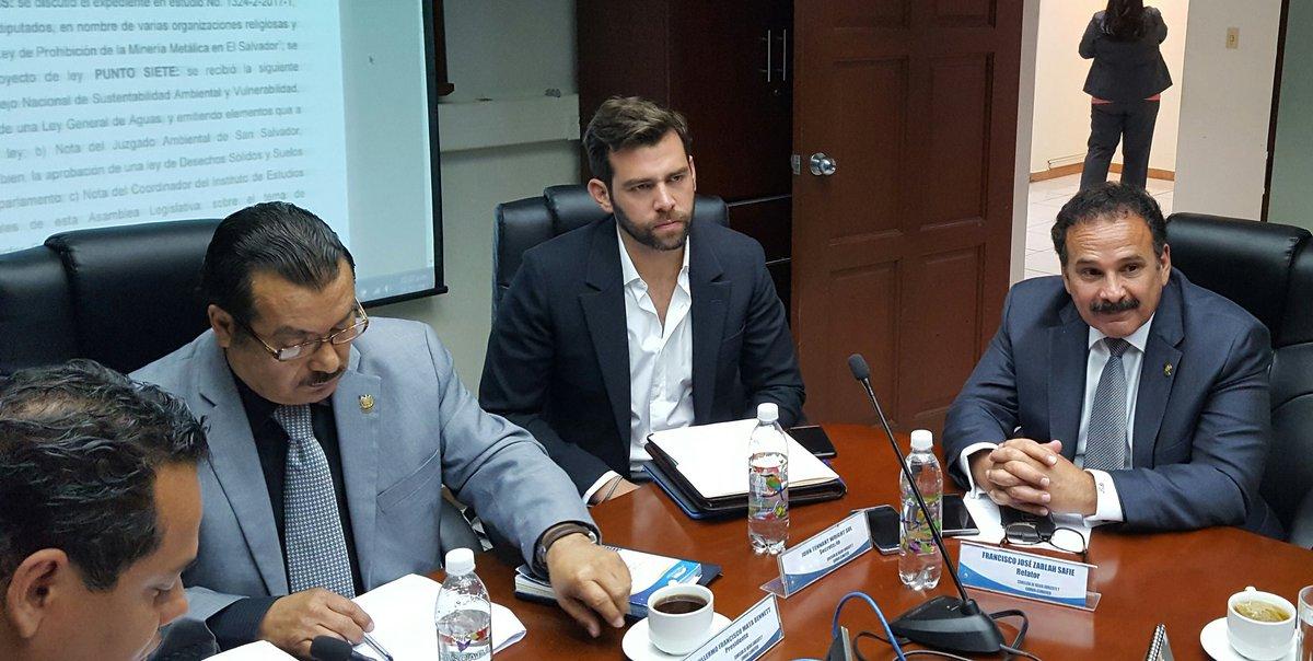 Aprueban Ley para la Prohibición de la minería metálica en El Salvador