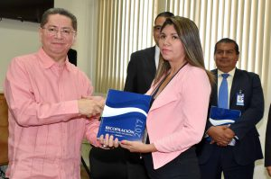Fiscal General fortalece de cuerpos legales a personal fiscal de Occidente