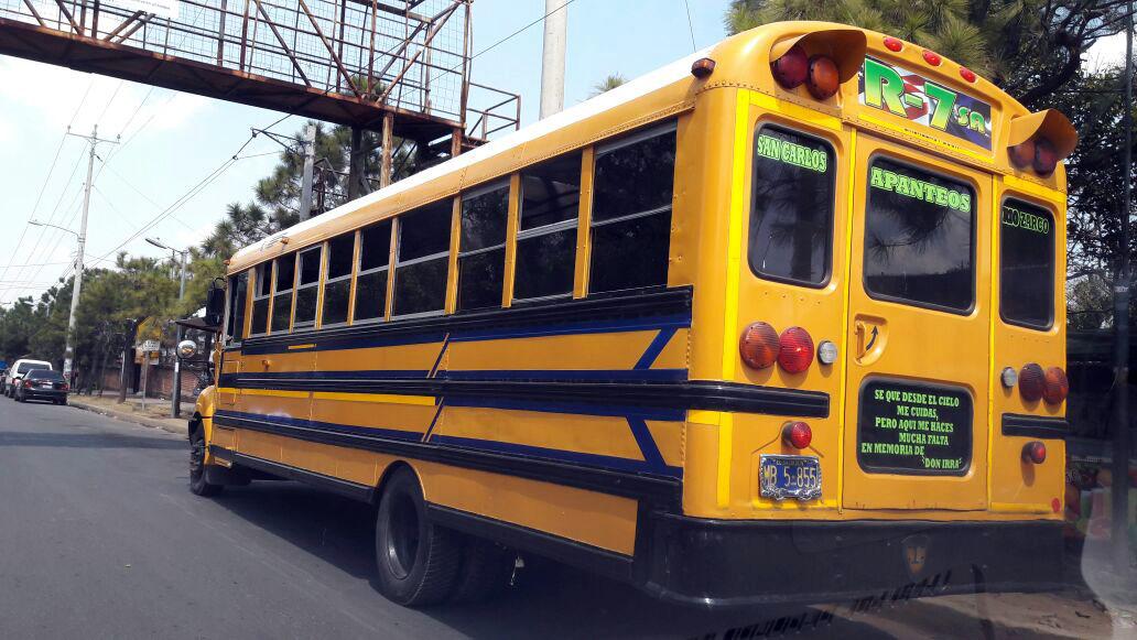 VMT y Transportistas implementan plan de ordenamiento en Santa Ana