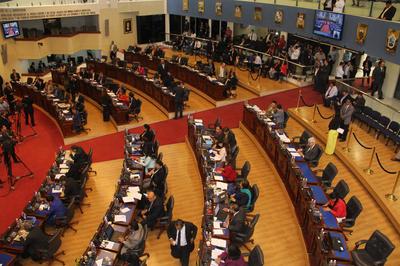 Legislativo respalda aumento de bono trimestral para personal de seguridad pública