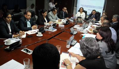 Conocen propuesta para crear Frente Parlamentario contra la Tuberculosis
