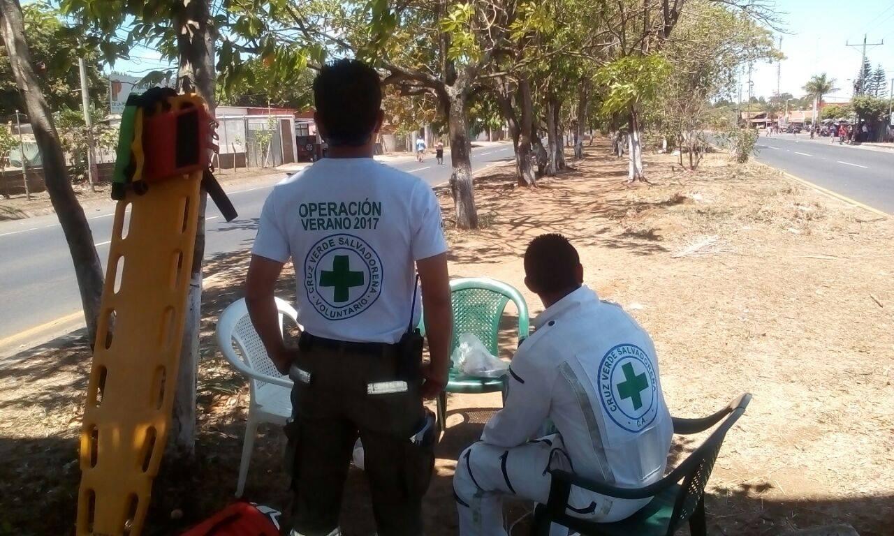 Cruz Verde da a conocer las emergencias atendidas durante período de Semana Santa
