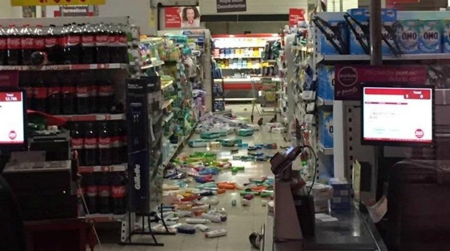 Chile alerta tras terremoto de 6.9