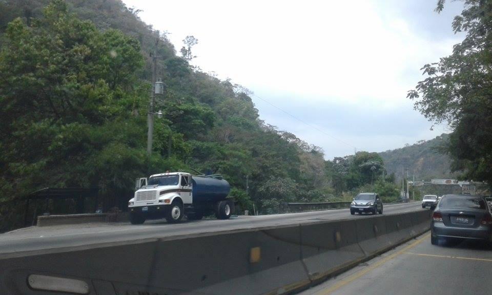 Carretera Los Chorros permanecerá cerrada durante período vacacional