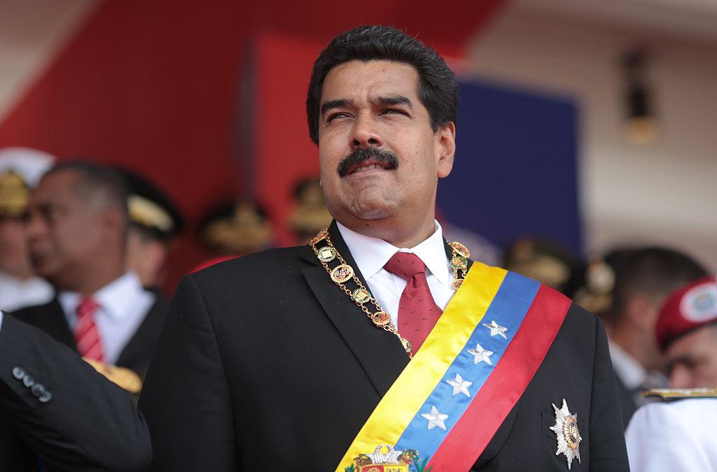 Nicolás Maduro sinónimo de Caos