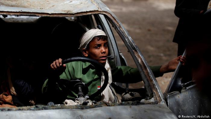Dos ONG piden que coalición árabe pase a «lista negra» por ataques a niños en Yemen