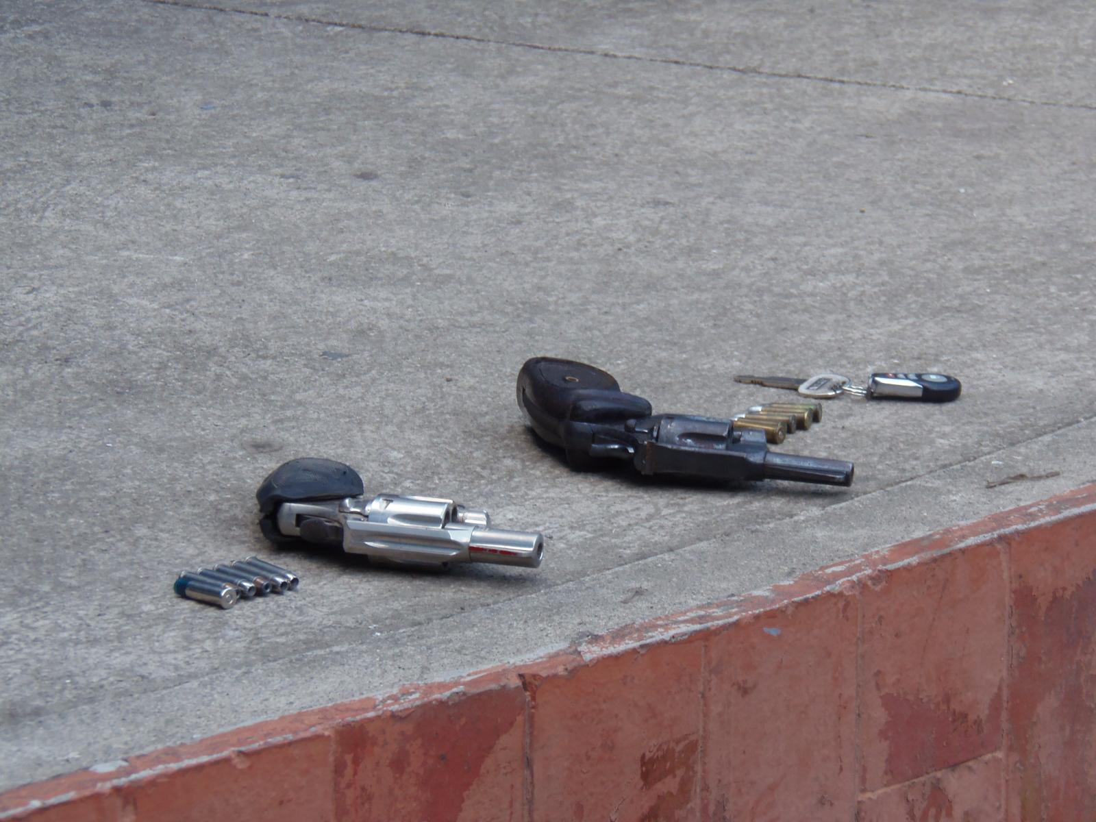 Condenan pandillero de la 18 por Tenencia y Portación Ilegal de Arma en Ahuachapán