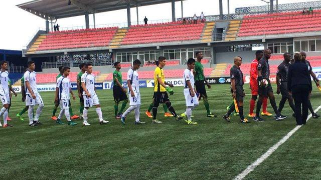 Selección Sub 17 de El Salvador eliminada del Premundial de Panamá