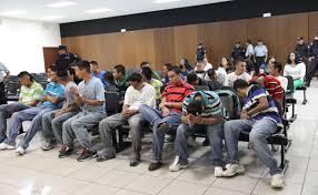FGR Santa Ana diferentes penas de prisión contra 31 pandilleros de la 18 por seis homicidios