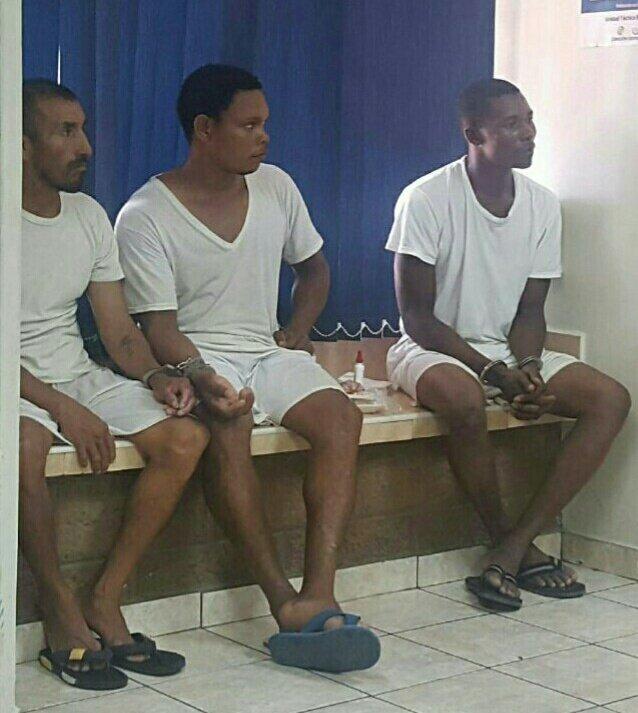 Capturan a ecuatoriano y dos colombianos con droga