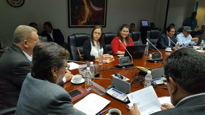 Comisión Agropecuaria y FAO coordinan plan de trabajo sobre una nueva ley para la pesca y acuicultura