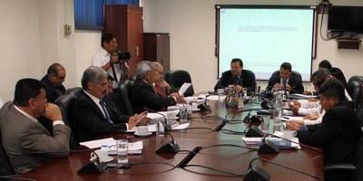 Inician estudio de reformas a la Ley de los Servicios Privados de Seguridad