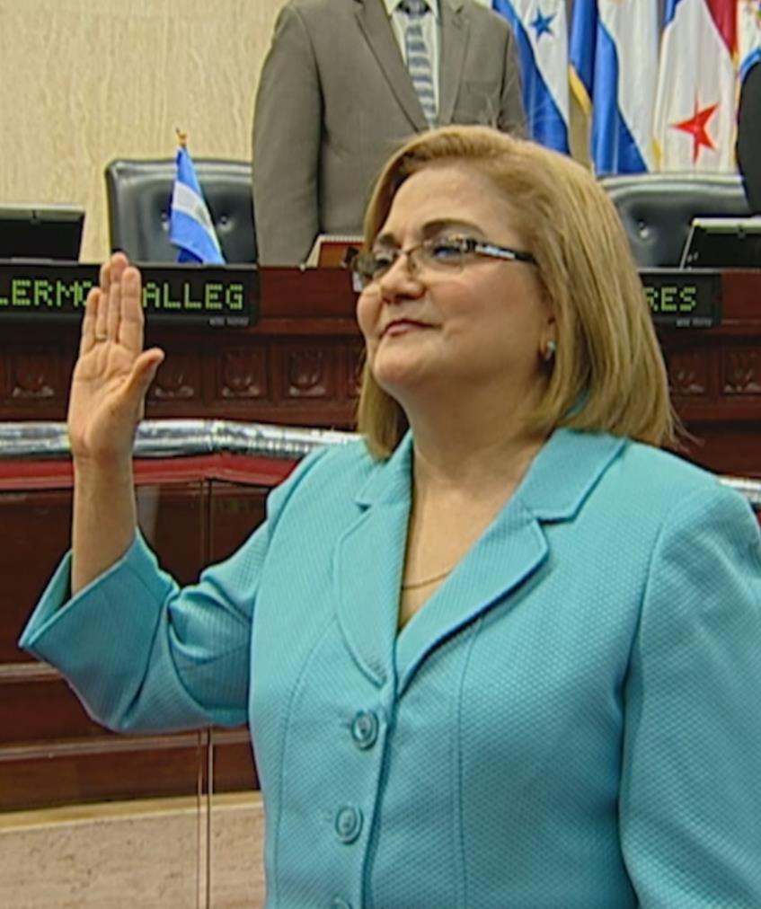 Procuradora Raquel Caballero de Guevara se pronuncia  ante las reducciones al presupuesto de la PDDH