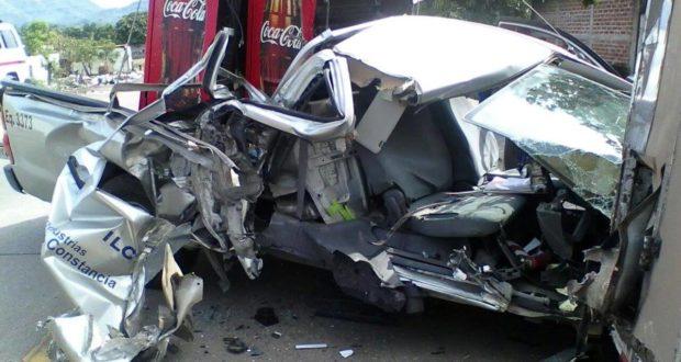 Accidente Carretera A Metapn Deja Una Persona Lesionada