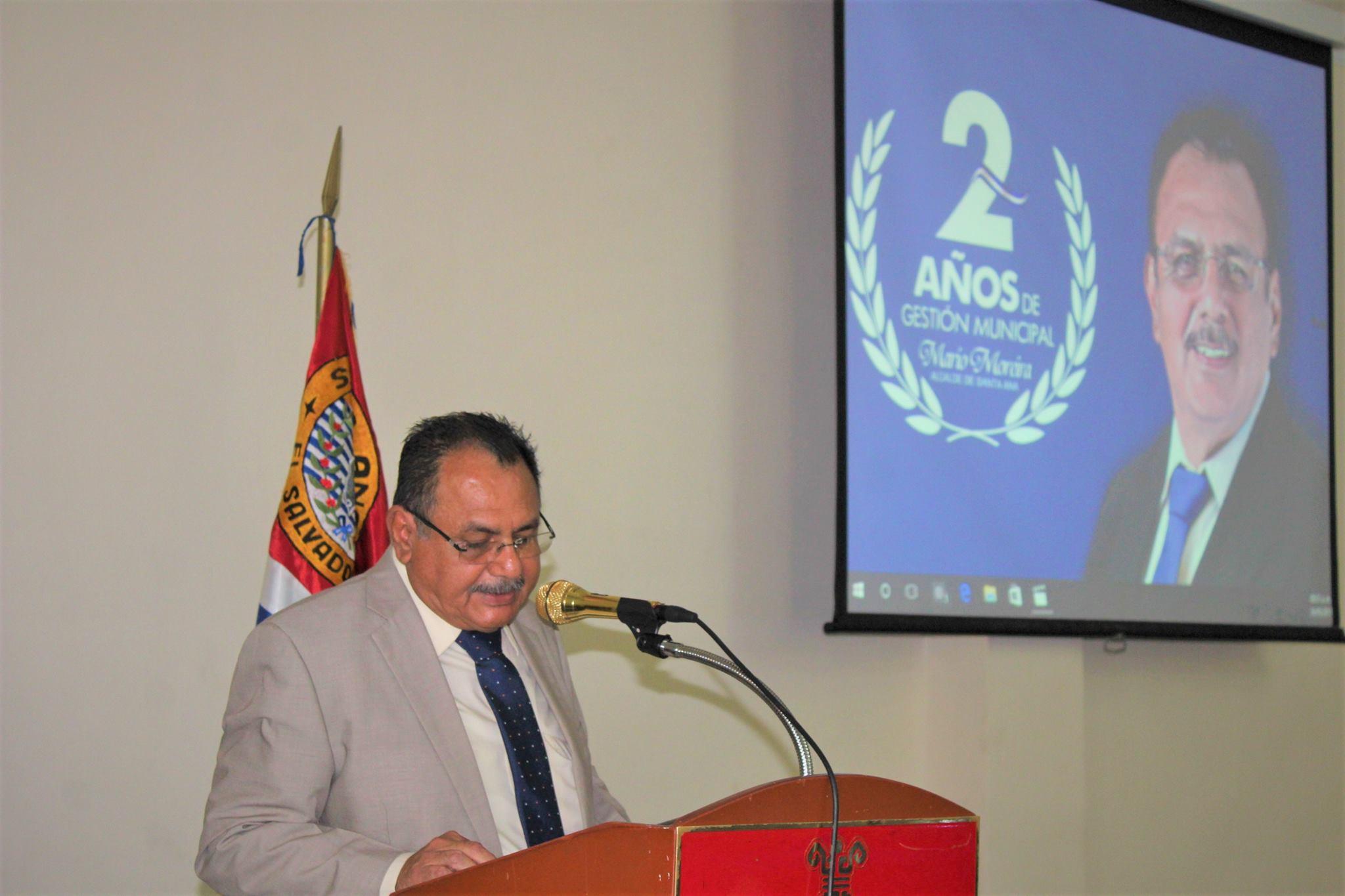 Presentan informe de rendición de cuentas en el segundo año de gestión municipal