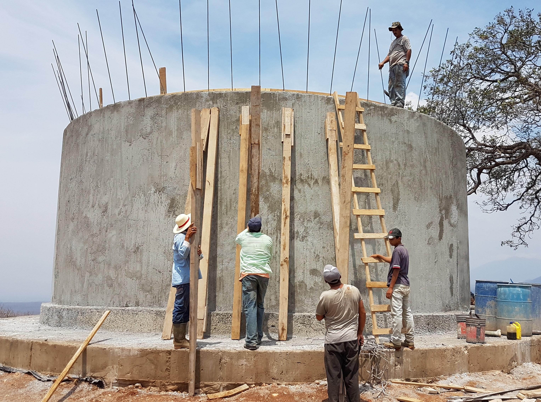 Proyectos de agua potable en Metapán