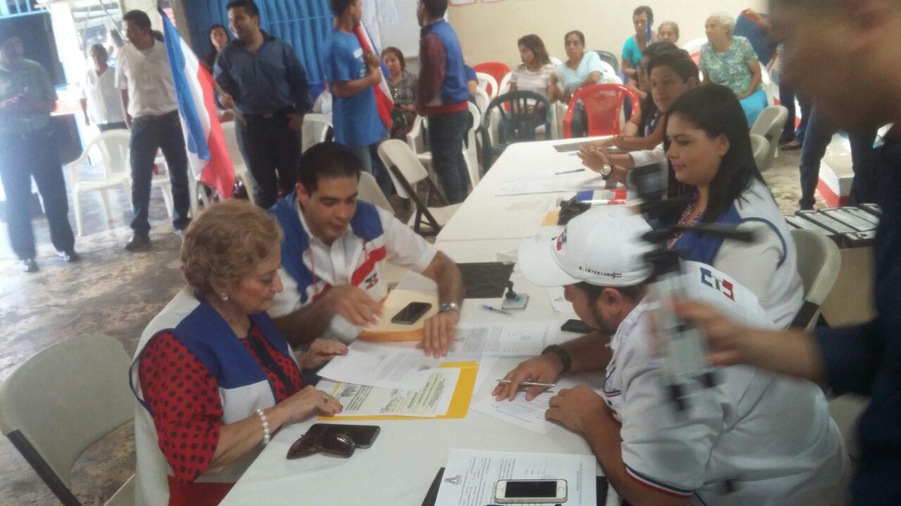 Fiesta Nacionalista concluye satisfactoriamente fase de inscripción de pre candidatos