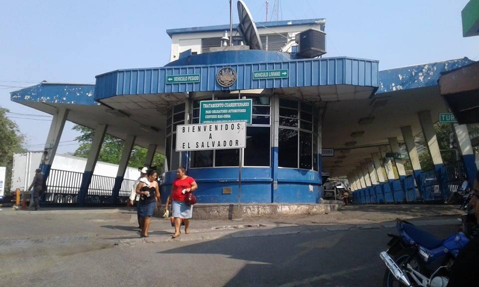 Aduana de Santa Ana será punto prechequeo para las operaciones dirigidas a Anguiatú