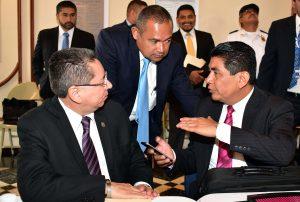 Fiscal General propone una base de datos integral para personas deportadas