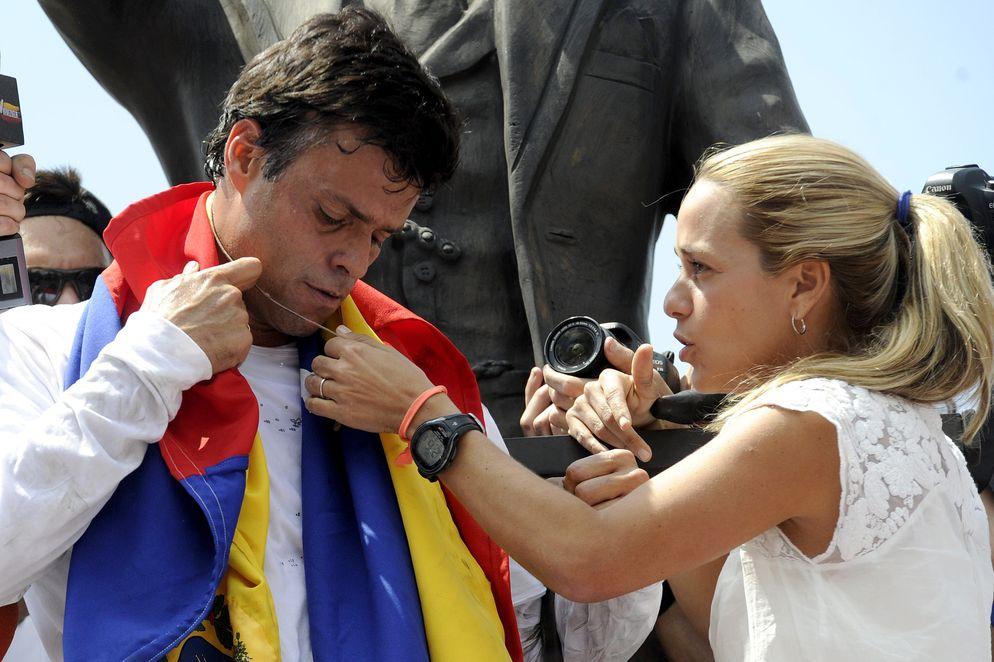 Carta a Leopoldo López