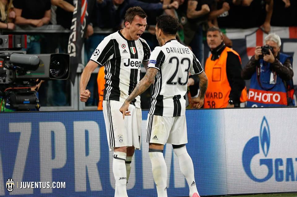 Juventus de Turín finalista de la Champions
