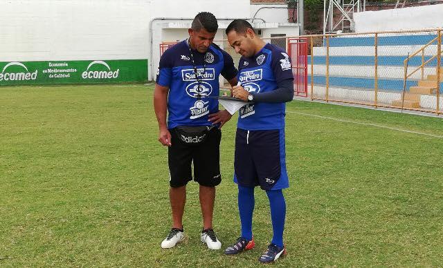 Misael Alfaro confía en que su equipo logre el boleto a la final
