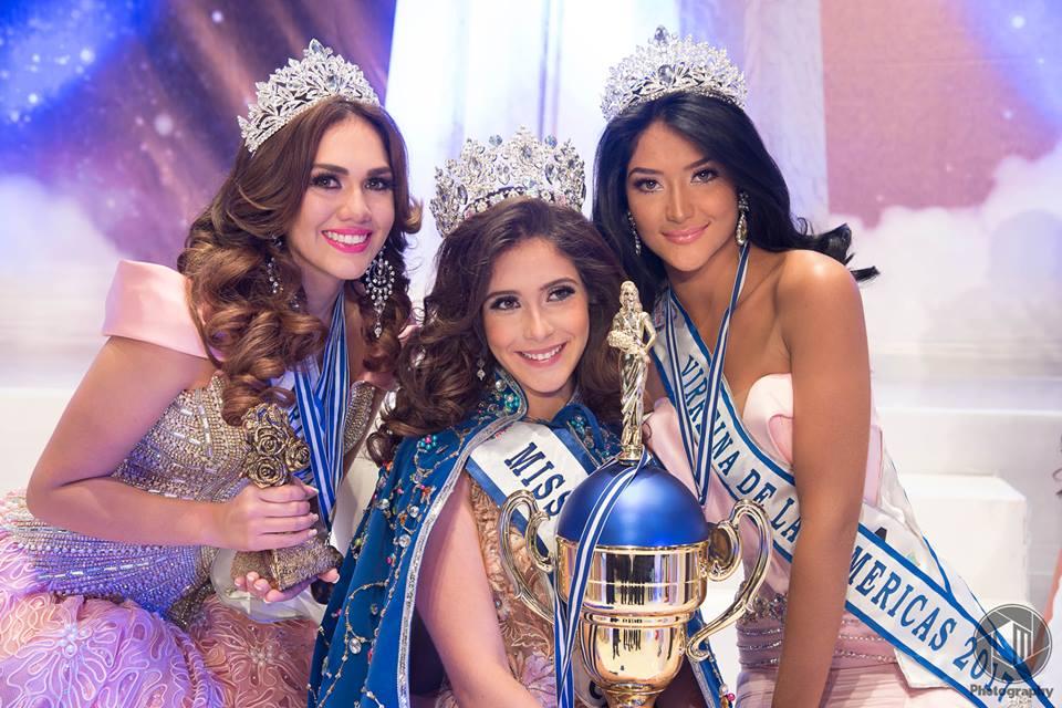 Patricia Isabel Deyá nueva Miss Teen Américas 2017