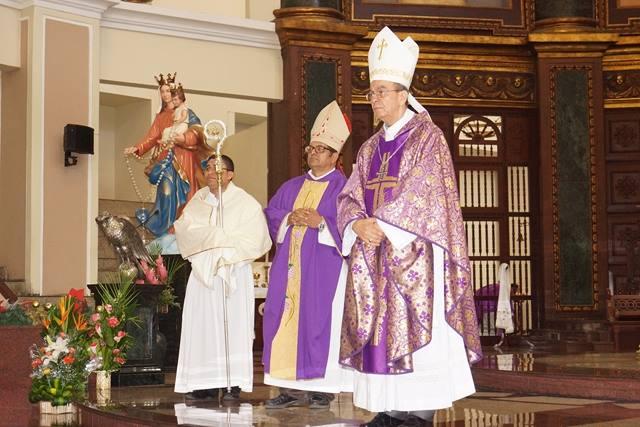 Mons. Gregorio Rosa Chávez será el primer Cardenal de El Salvador