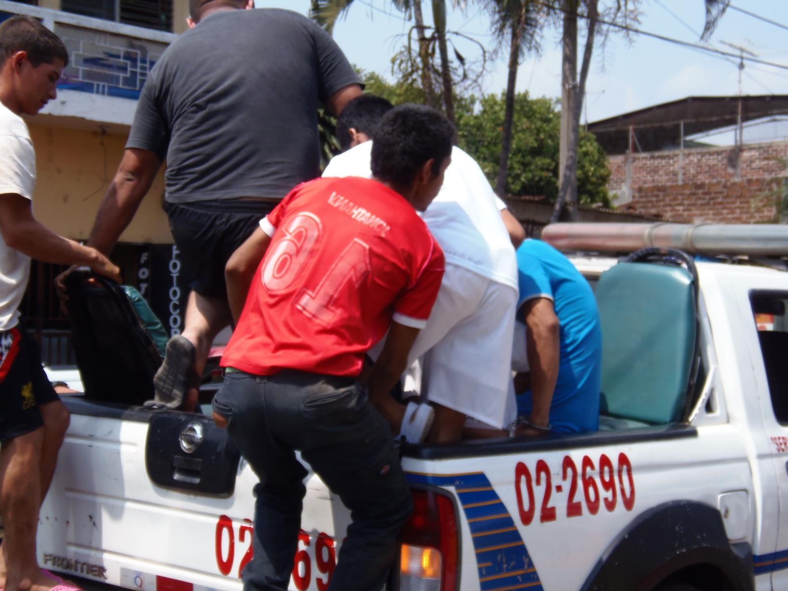 Pandilleros de la 18 condenados a 35 años de prisión por delitos de Homicidio
