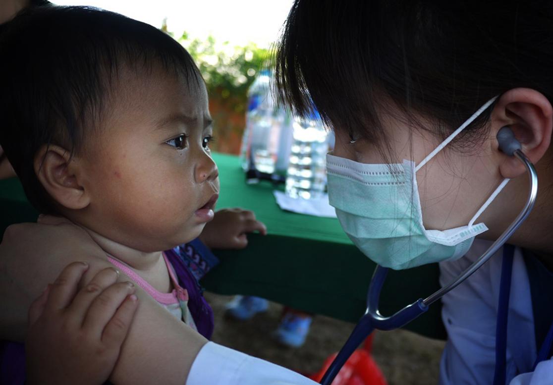 Taiwán realiza exposición de arte para generar conciencia sobre la  seguridad sanitaria mundial