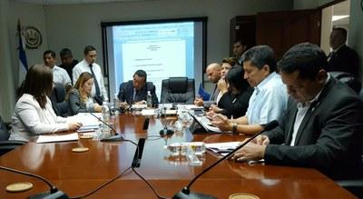 Comisión de Legislación conoce propuesta de jueces para crear más tribunales con competencia en delitos de crimen organizado
