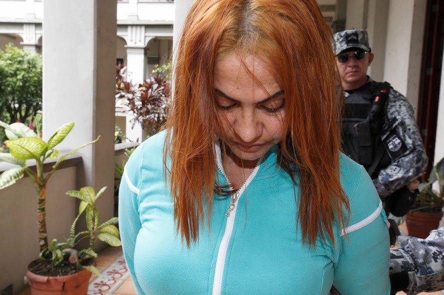 """Guatemalteca """"la patrona"""" es recapturada por la PNC en Ahuachapán"""
