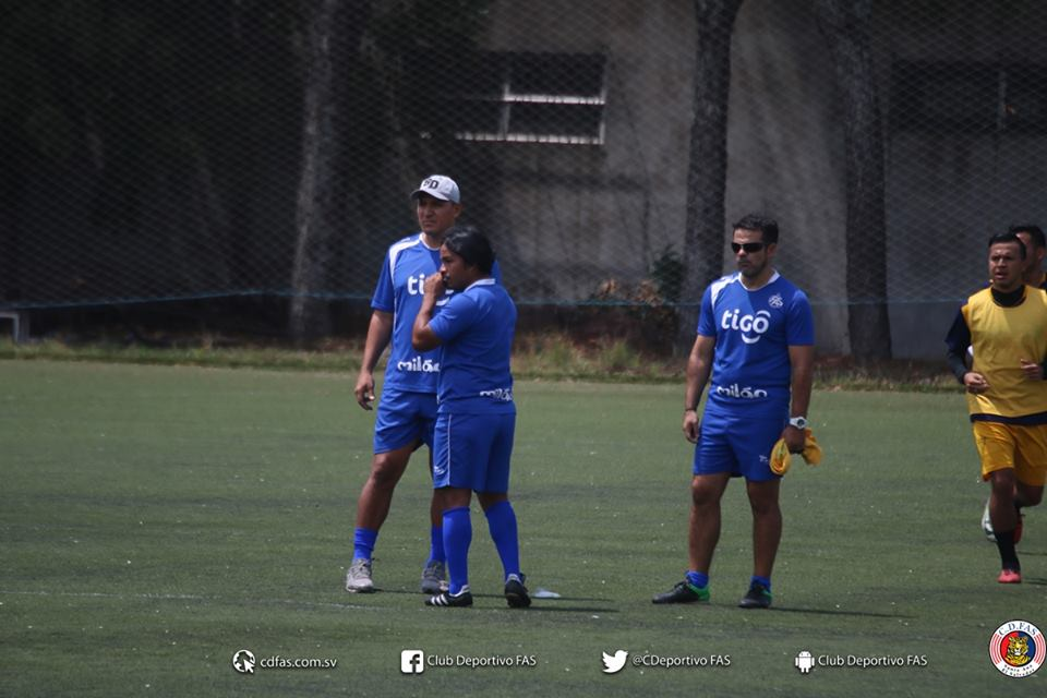 C.D FAS ratifica como técnicos a Emiliano Pedrozo y Cristian Álvarez