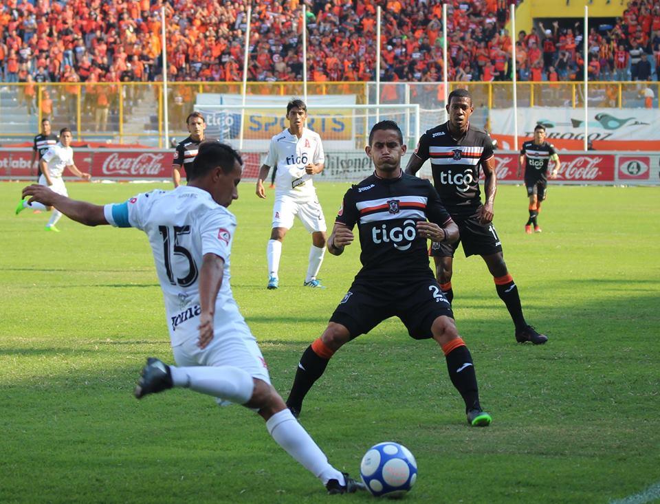 Águila y Alianza conocen rivales para la Liga CONCACAF
