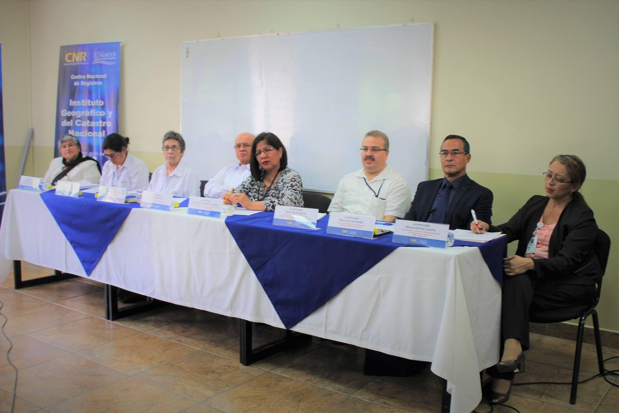 CNR departamental Santa Ana conoce inquietudes de los usuarios